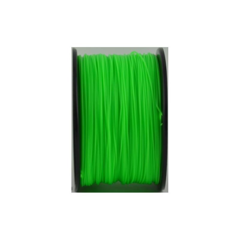 LED difuso verde L-7143GD,5mm
