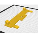 Filamento ABS XYZprinting RF10XXEU04A Amarillo 600gr