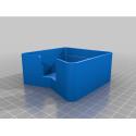 Filamento ABS XYZprinting RF10XXEU07E Violeta 600gr