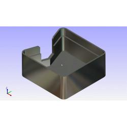 Filamento ABS XYZprinting RF10XXEU0AH Turquesa 600gr