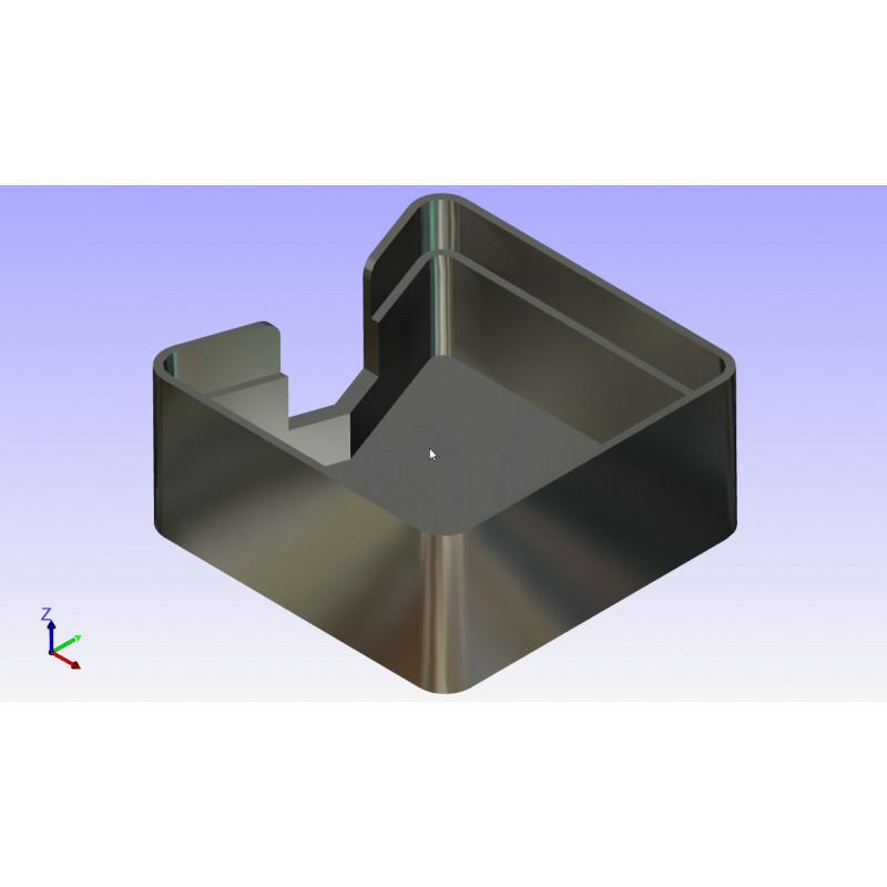 Filamento ABS XYZprinting RF10XXEU0AH Verde 600gr
